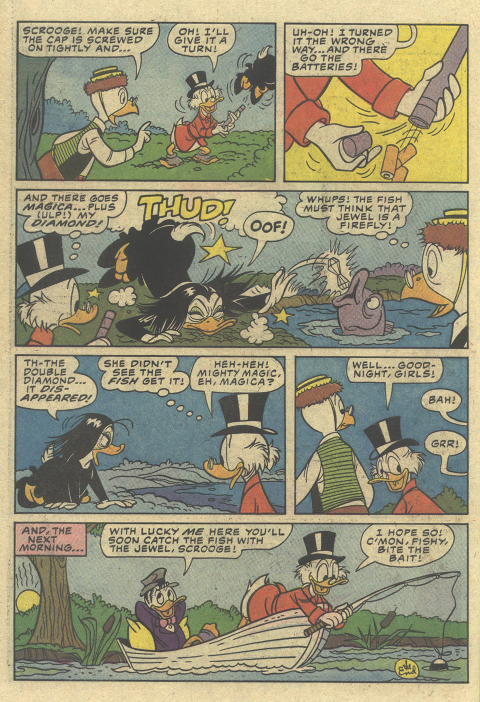 Read online Uncle Scrooge (1953) comic -  Issue #204 - 30