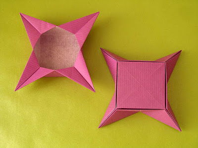 Origami: Scatola a stella 2 by Francesco Guarnieri