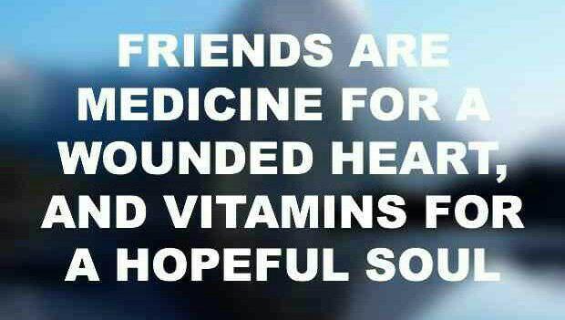Friendship Goals Quotes