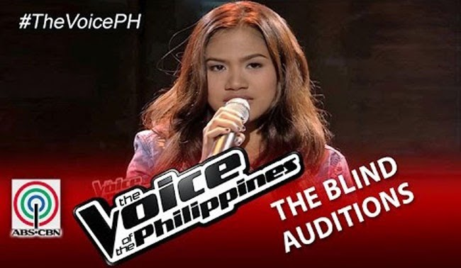 Samantha Felizco Sings 'Hurt' on The Voice of the Philippines Season 2 Blind Audition Video Replay