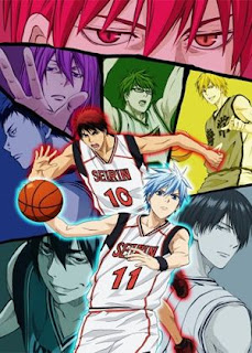 Kuroko no Basket Season 2 - Anime Sports Terbaik Fall 2013