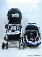 1 BabyElle S701 CetiLite Travel Stroller