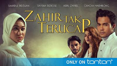 Sinopsis Drama Zahir Tak Terucap (TV3)