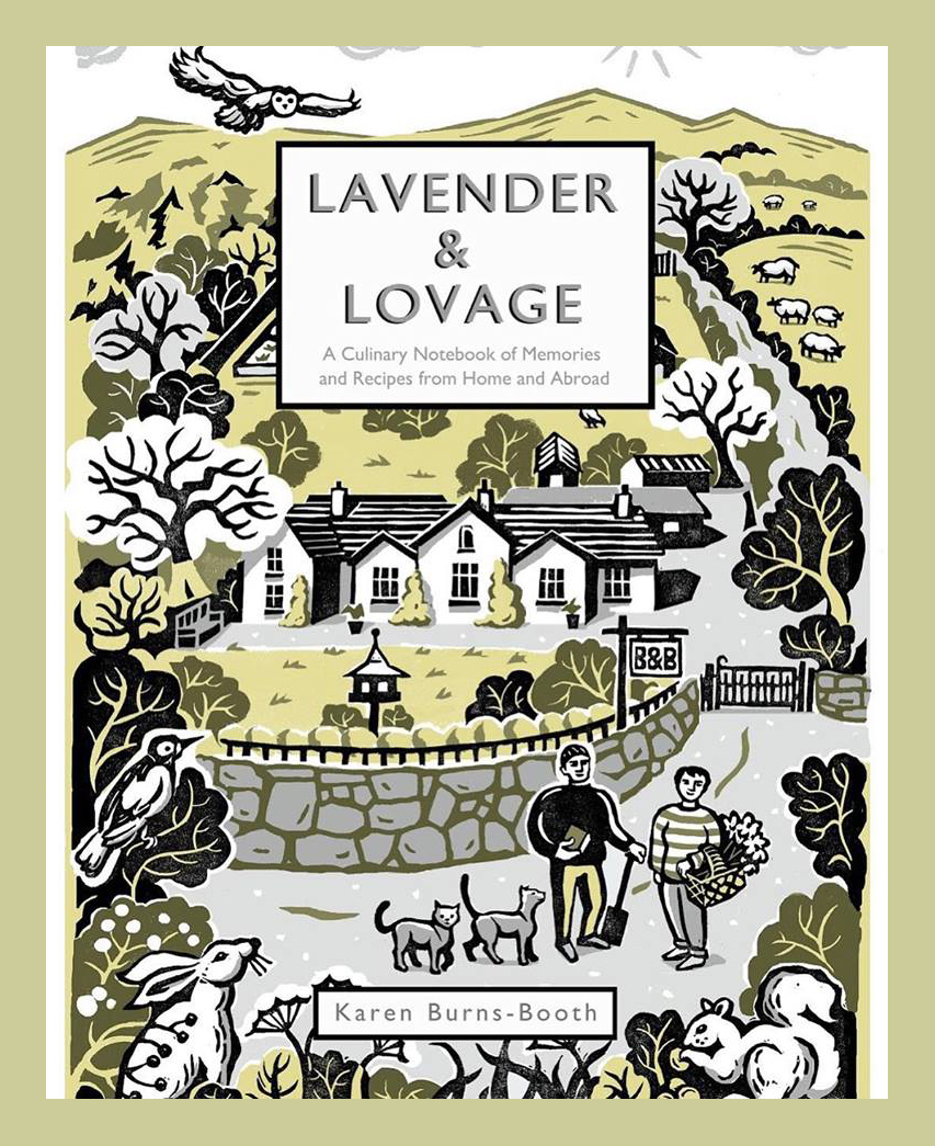 Cover of Lavender and Lovage