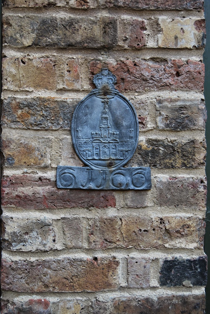 Princelet Street, Landmark Trust, Days out Spitalfields, London photo by Modern Bric a Brac