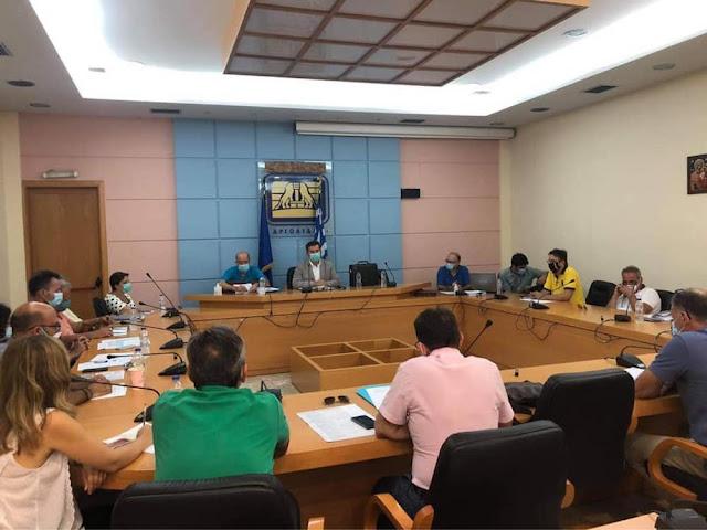 Αργολίδα: Επιτάχυνση για την υλοποίηση συγχρηματοδοτούμενων έργων του ΕΣΠΑ