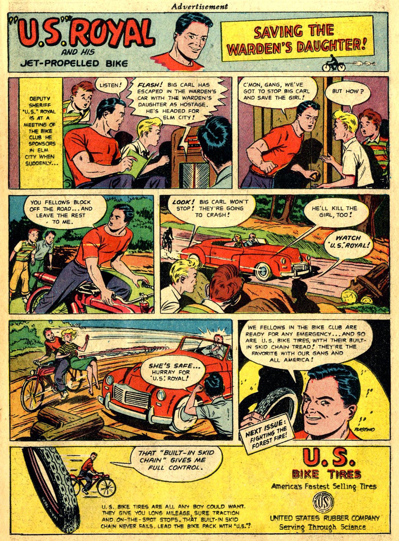 Read online Detective Comics (1937) comic -  Issue #117 - 15