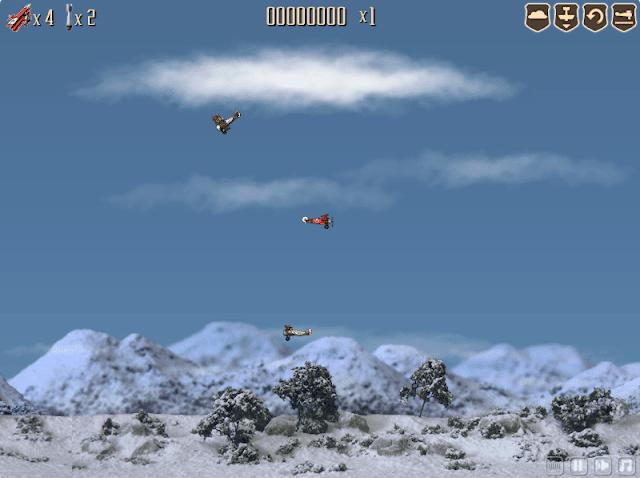 Dogfight 2 - Jeu de Tir avec des Avions sur PC