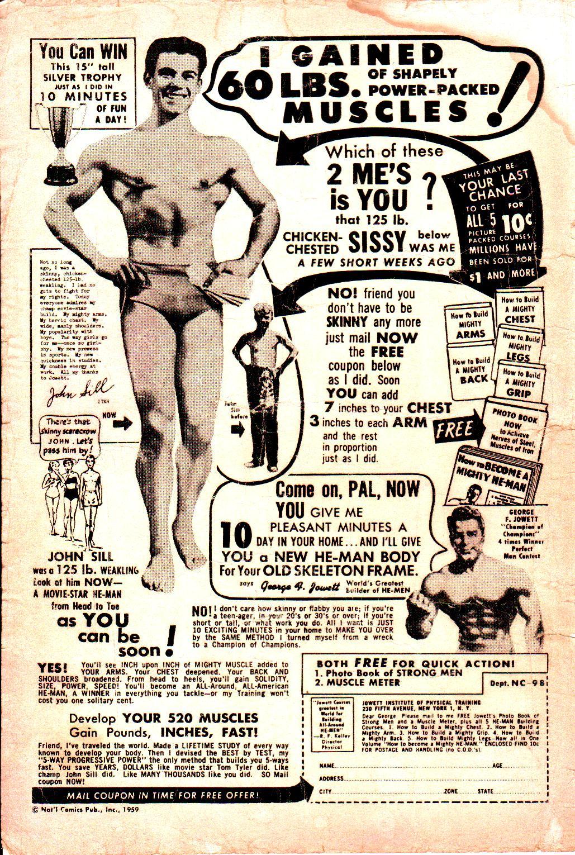 Strange Adventures (1950) issue 107 - Page 2