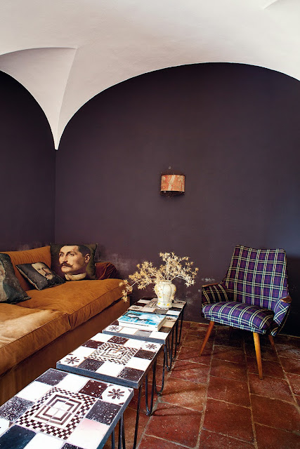 Decor : Eugenia Silva Casa in Extremadura {Cool Chic Style Fashion}