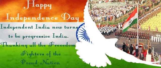 Happy Independence day wishes quotes of 2018