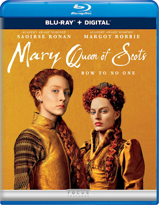 Mary Queen Of Scots [2018] [BD25] [Latino]