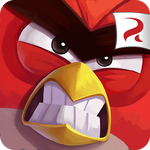 Download Game Angry Birds 2 MOD APK+DATA Unlimited Gems 2.6.5 For Android