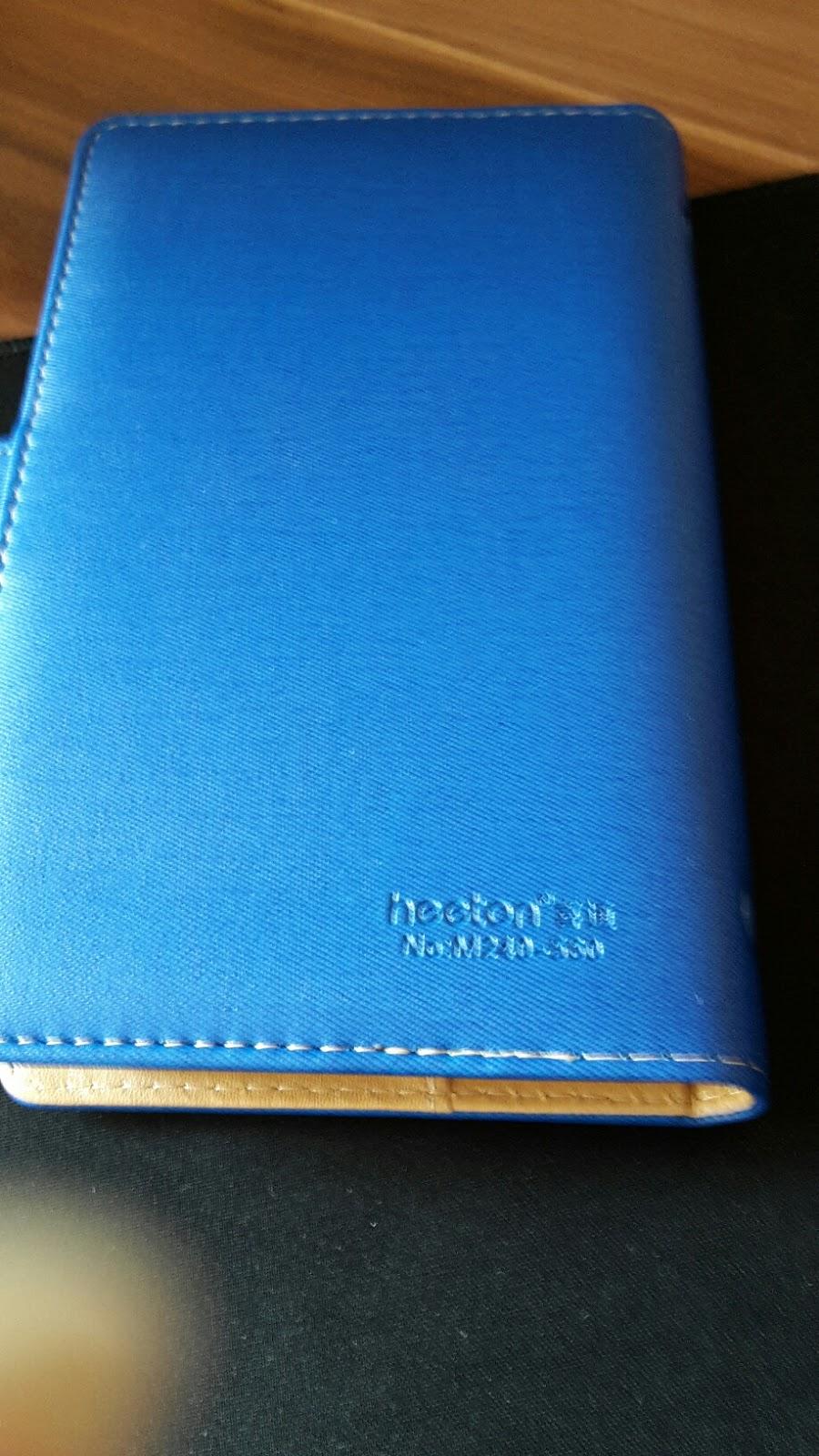Mona S Blog Visitenkartenmappe Visitenkartenbuch Leder Mit
