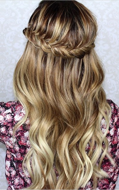 cute hairstyle idea