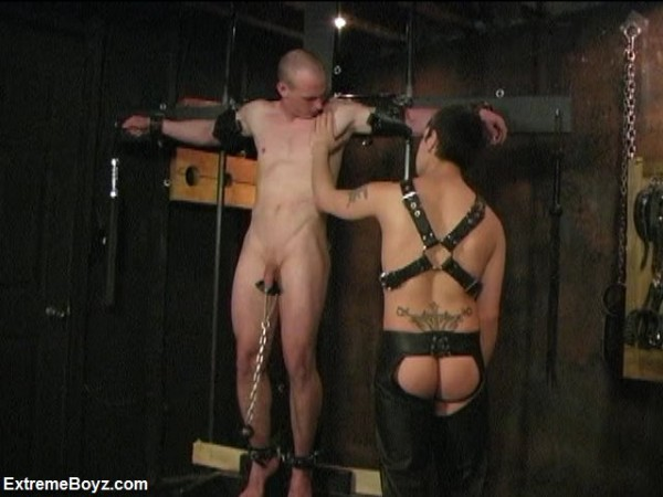 Think, that Male crucifixion bdsm