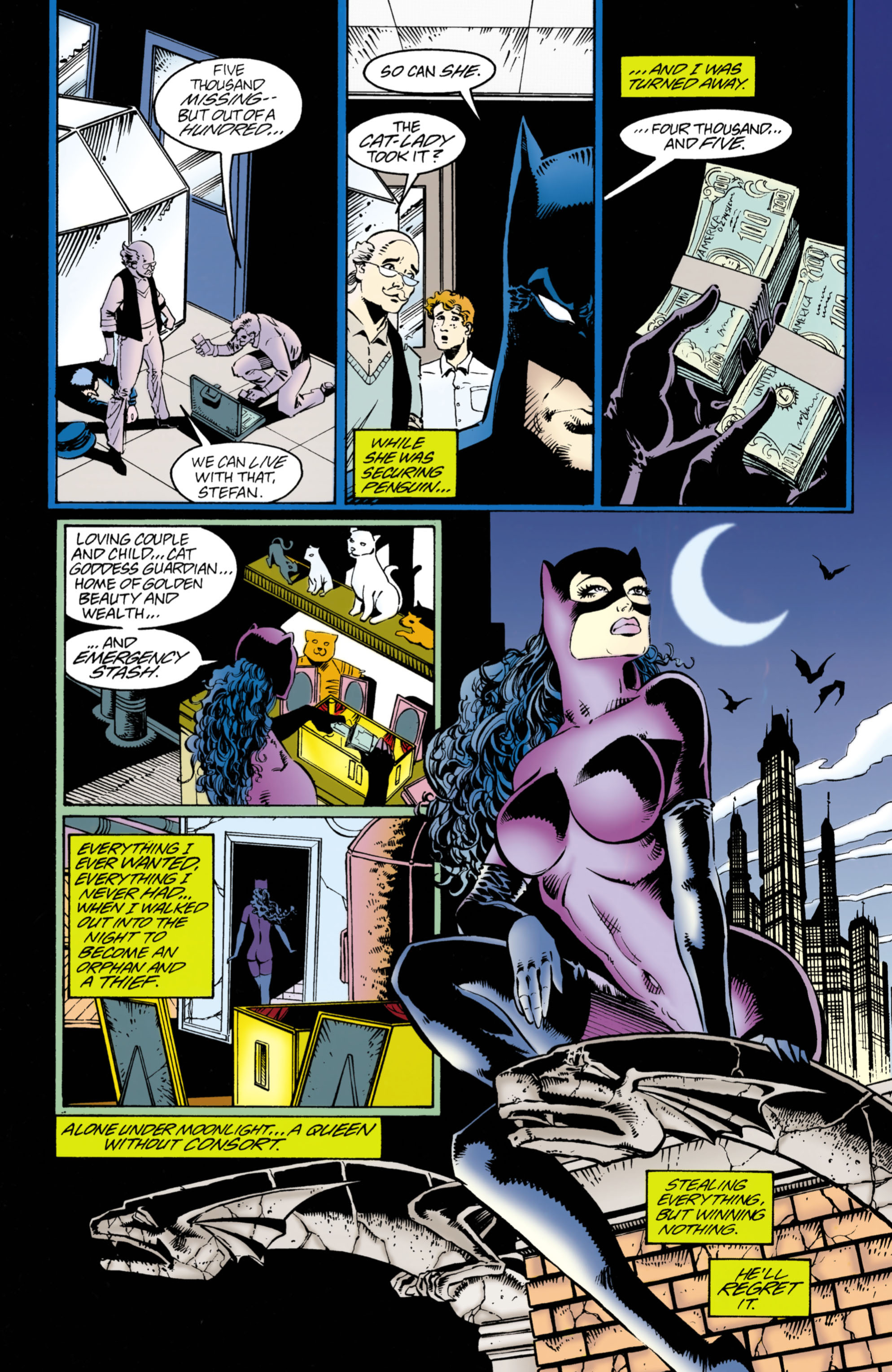 Catwoman (1993) Issue #40 #45 - English 23