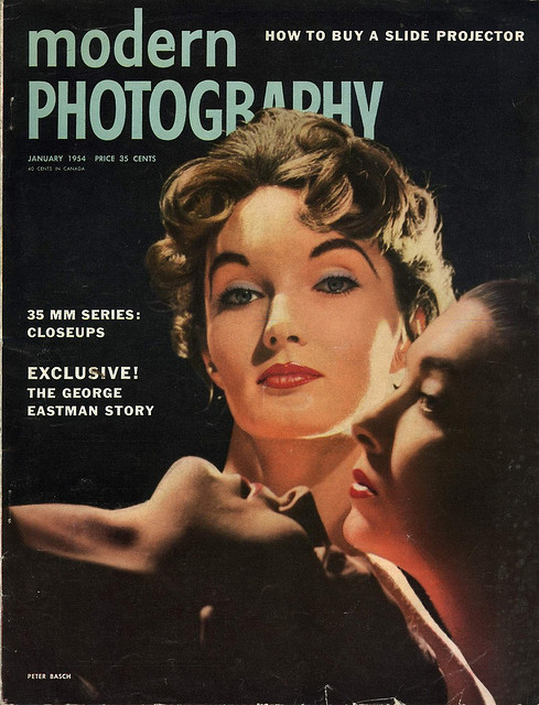 Beautiful Vintage Covers Of Modern Photography Magazine