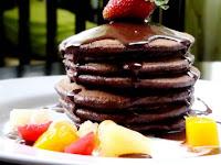 Resep Rahasia Membuat Pancake Saus Coklat Yang Enak