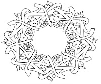 Prophet Mohammad Coloring Pages