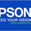 Lowongan Kerja Cikarang PT Epson Indonesia