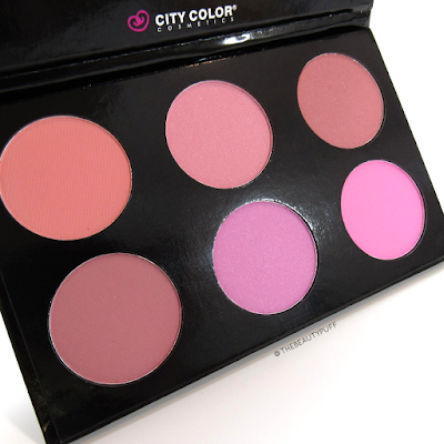 city color collection 1 | the beauty puff