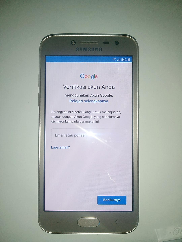 ByPass FRP Samsung J2 Pro SM-J250F