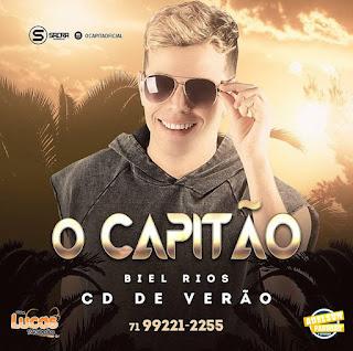 O CAPITÃO - CD VERÃO DO CAPITÃO - 2018