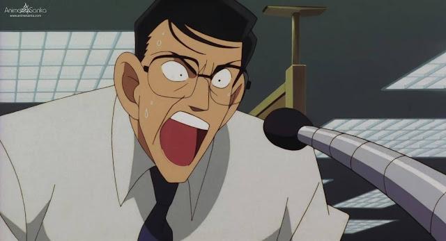 فيلم انمى Detective Conan الأول بلوراي BluRay مترجم أونلاين كامل تحميل و مشاهدة