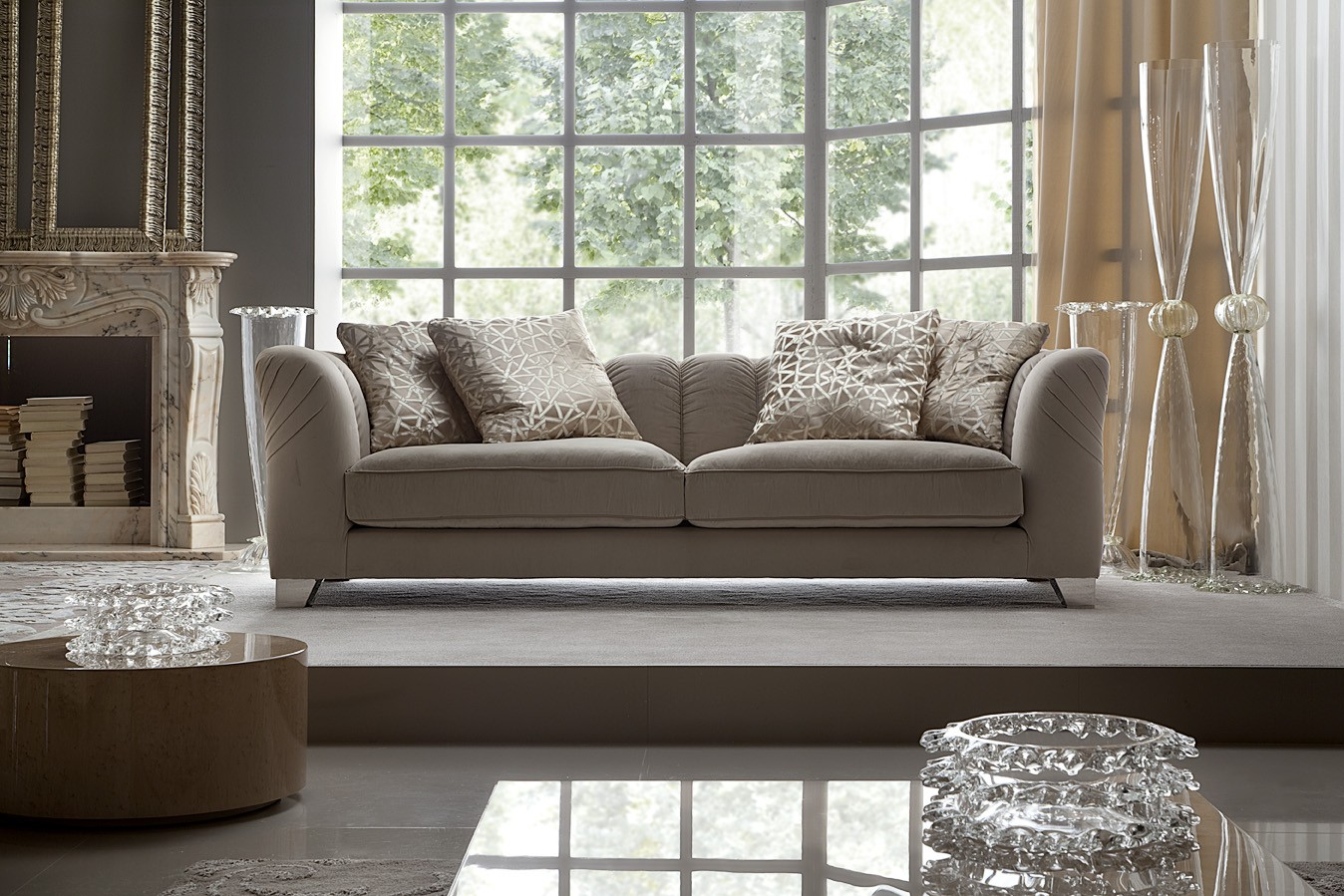 Modern Furniture: 2013 Modern Living Room Sofas Furniture