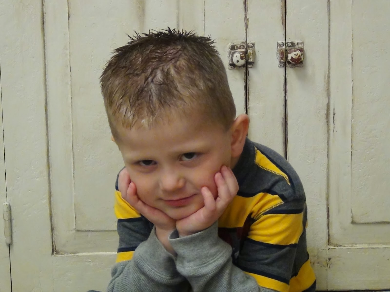 Enjoyable Little Boy Hairstyles 2014 Hairstyle Trends Hairstyles For Men Maxibearus
