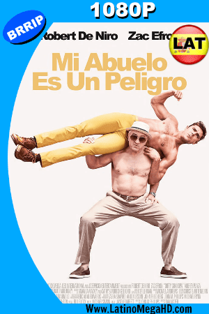 Mi Abuelo es un Peligro (2016) Latino HD 1080P ()