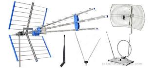 jenis-jenis antena jaringan komputer