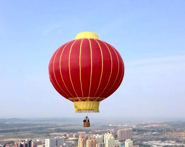 HCM City to offer hot air balloon trips