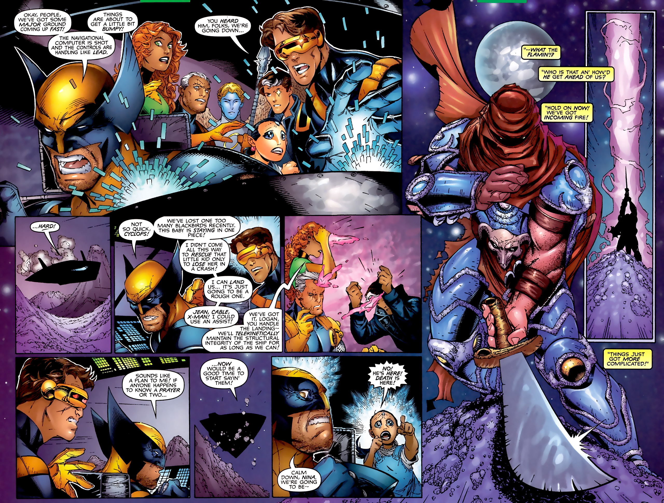 Read online Astonishing X-Men (1999) comic -  Issue #2 - 3