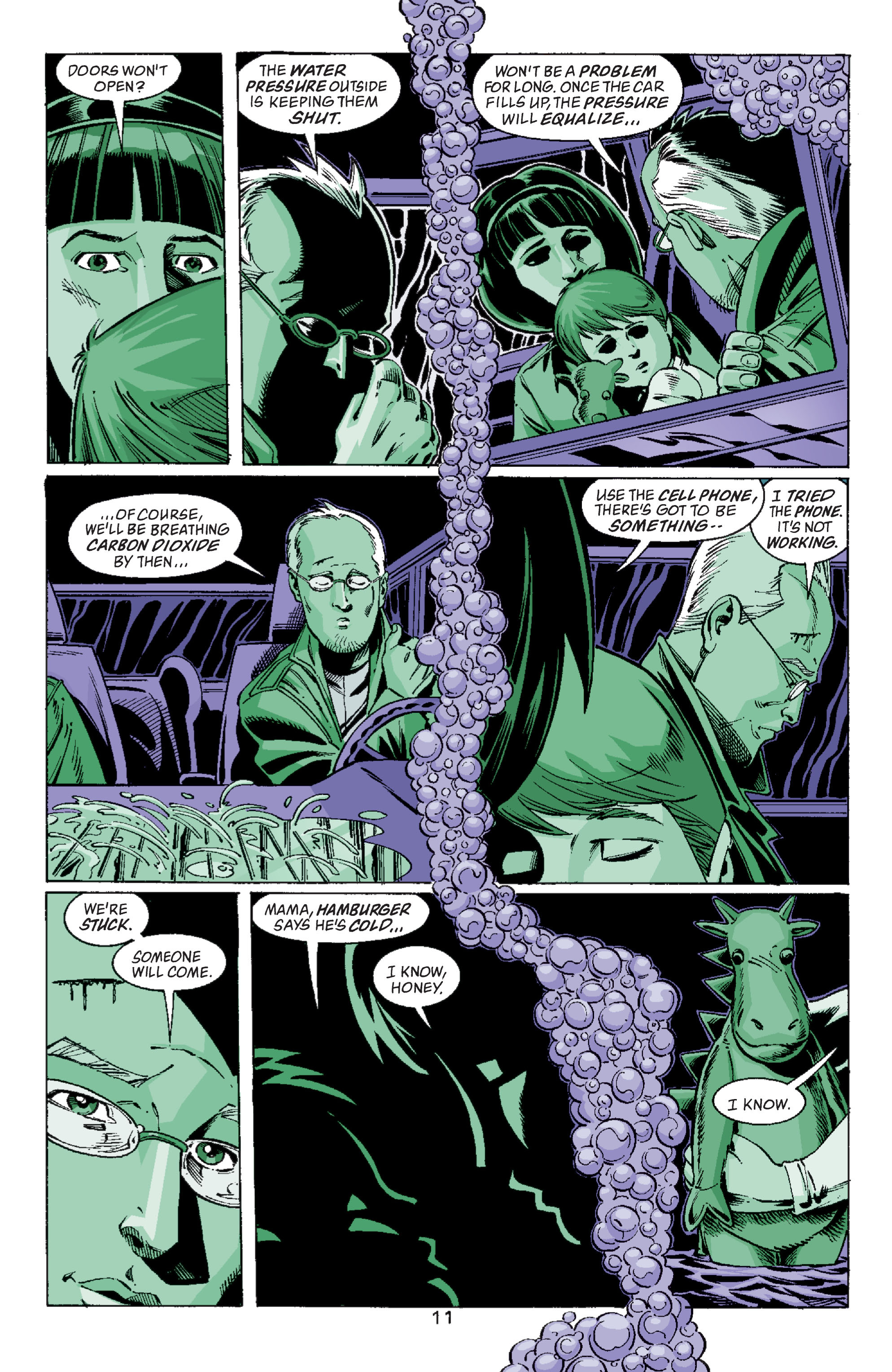Detective Comics (1937) 757 Page 11