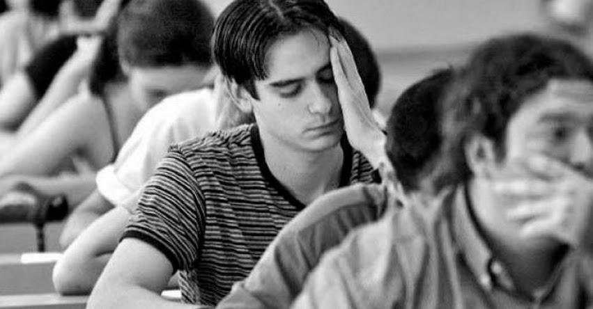 Consejos para mantener la tranquilidad antes de dar un examen