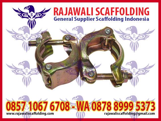 jual clamp scaffolding