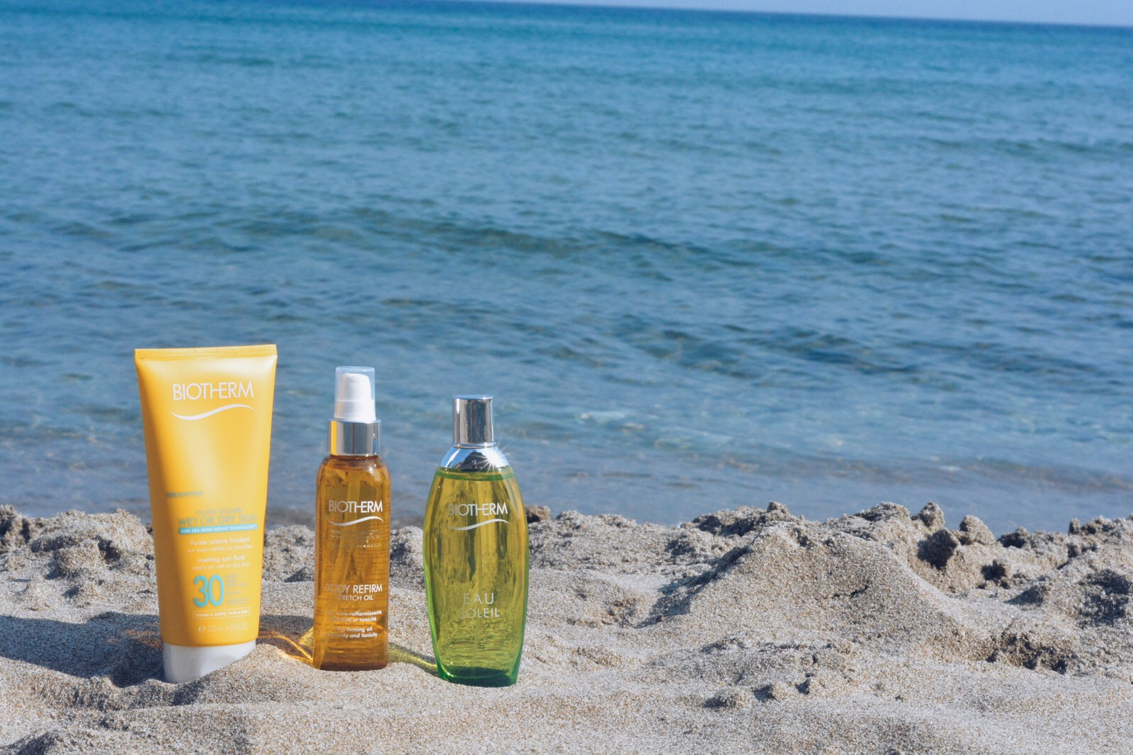 BIOTHERM UNLEASH YOUR SUMMER