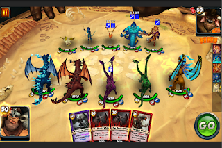 Download Card King : Dragon Wars 1.3.1 Mod Apk (Unlimited All)
