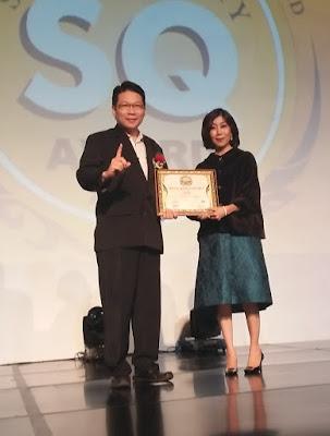 Penyerahan Service Quality ( SQ ) Award 2017