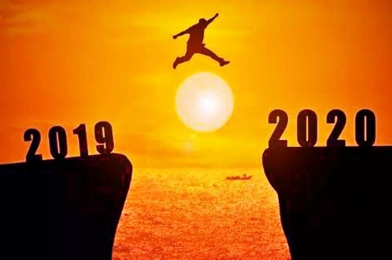 Lá vem o sol de 2020!