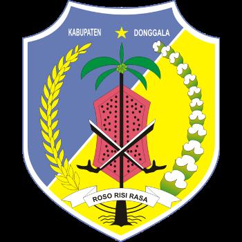 Logo Kabupaten Donggala PNG