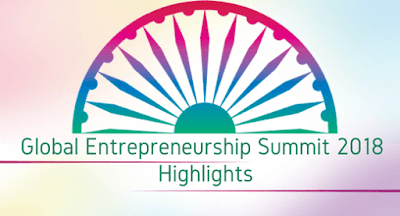 Global Entrepreneurship Summit 2018: Highlights