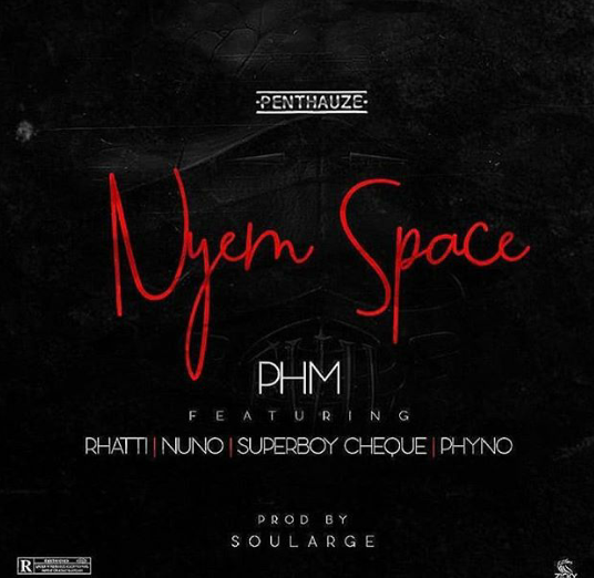 """PHM: Phyno Set To Drop New Song Titled """"Nyem Space"""" Featuring Rhatti, Nuno And Superboy Cheque"""