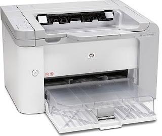 Printer HP Laserjet Pro P1566 Driver Download
