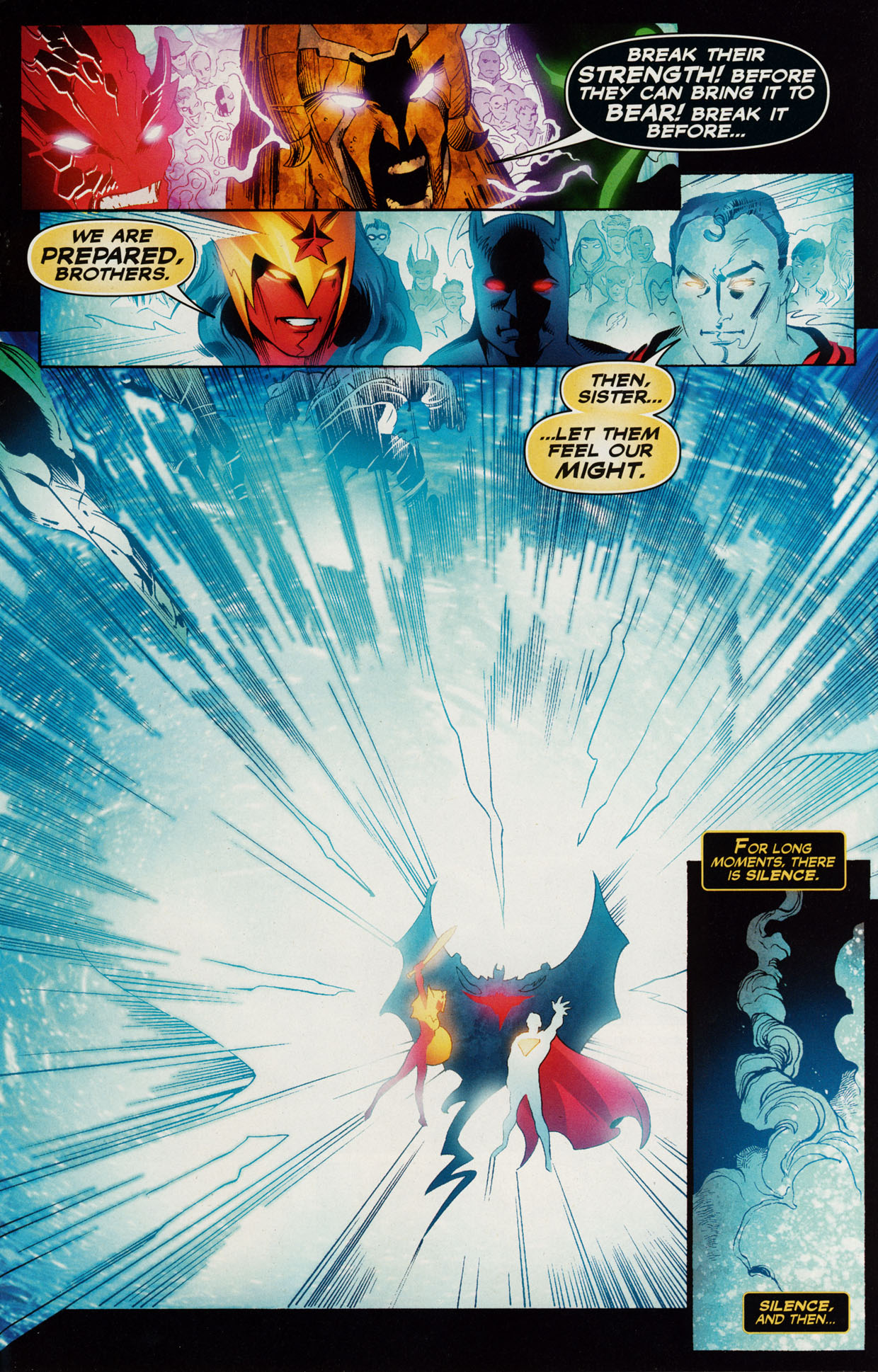 Read online Trinity (2008) comic -  Issue #40 - 15