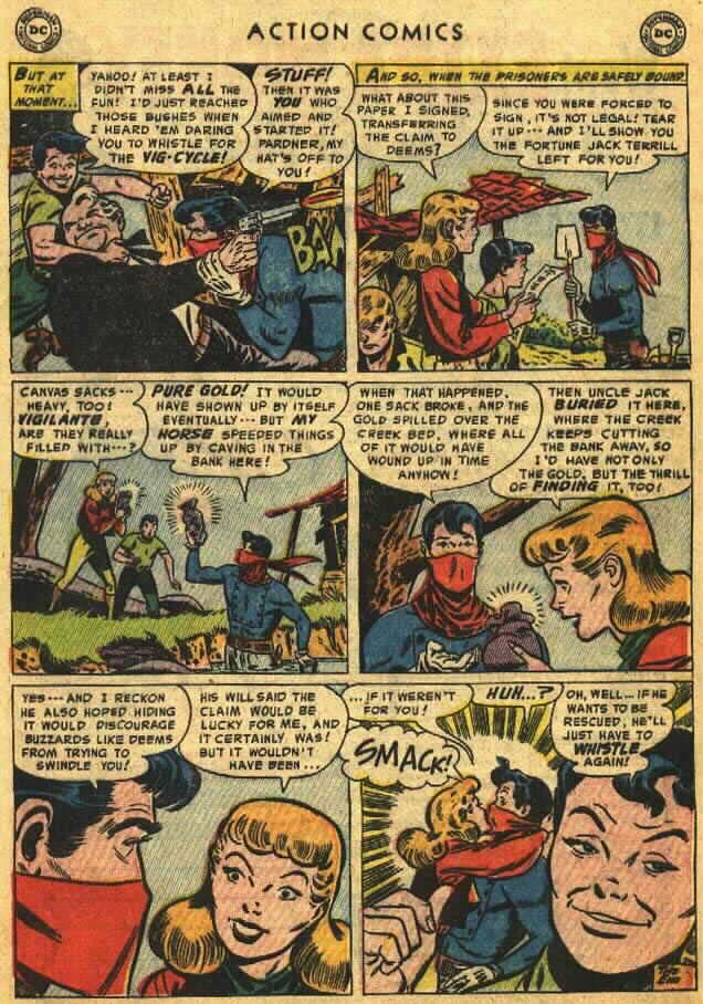 Action Comics (1938) 185 Page 40