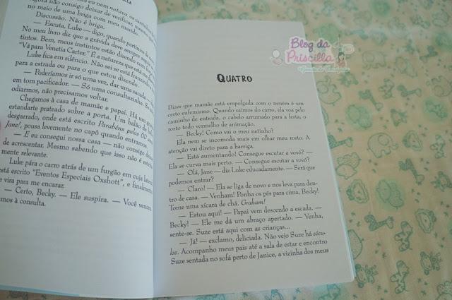 resenha de livro sophie kinsella
