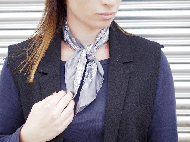 New Look silk bandana